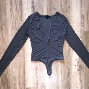 Silk Bodysuit